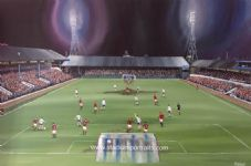 Bolton Wanderers 20'' x 30'' approx poster print